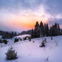 Природа Удмуртии, зима в Шаркане :: Вячеслав Ложкин