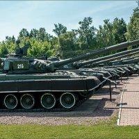 В музее танков :: Влад Чуев