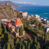 Замок Гагариной. Утес. Крым. :: Павел © Смирнов