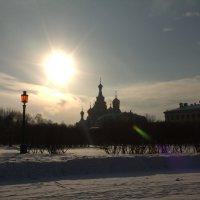 Зимний день в Петербурге :: Ната Лебедева