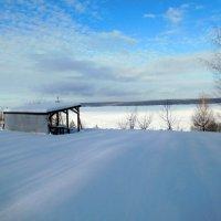 Зима :: Оливер Куин