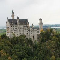 Германия,Бавария,замок Neuschwanstein :: Дмитрий