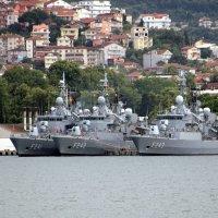 Турецкие ВМС. :: веселов михаил