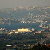 Мост через Измитский залив. :: веселов михаил
