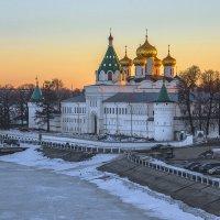 Ипатьевский монастырь в Костроме :: Валерий