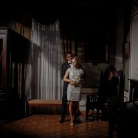 Свадебная фотосессия Кричев :: Евгений Третьяков