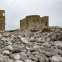 Руины АЭС :: Андрей Анатольевич Жуков