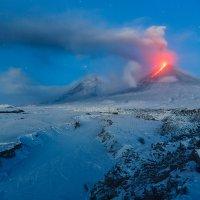 Огонь на рассвете :: Денис Будьков
