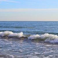 Ласковое море :: Виктор Шандыбин