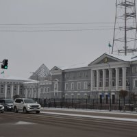 Городские улочки... :: Георгиевич
