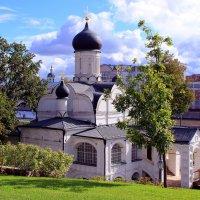 Церковь зачатия Анны в Зарядье. :: веселов михаил