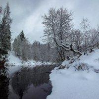 на Оредеже :: Александр Игнатьев