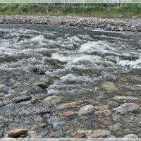 Течение воды. :: Любовь Чунарёва