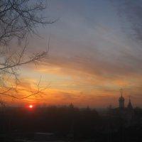 Моменты заката :: Елена Семигина