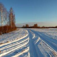 Где сходятся дороги. :: nadyasilyuk Вознюк