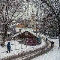 Вечер маленького городка :: Тамара Цилиакус