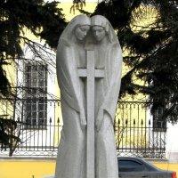 У Никитских ворот. :: Татьяна Беляева