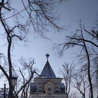Николаевские триумфальные ворота :: Михаил Юрин