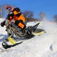 Snowbike...(1) :: MoskalenkoYP .