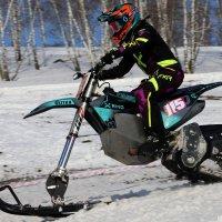 Snowbike...(2) №115 Ulitka :: MoskalenkoYP .