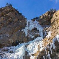 Водопад Учан-Су :: Сергей Титов