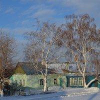 Февраль, пригрело :: Андрей Хлопонин