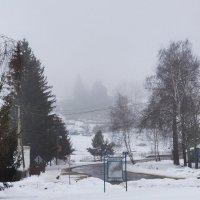 Туман :: Николай Филоненко