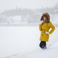 Снежная река :: Вадим *