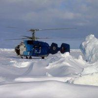 Авиация Арктики. :: игорь кио
