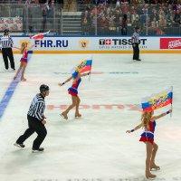 Хоккей. Трое на трое. :: Евгений Поляков