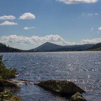 Озеро в Саянах :: Petr Kamesheck