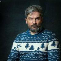 """Мужской """"нордический"""" портрет :: Andrew Завго"""