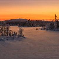 Сиреневый рассвет... :: Владимир Чикота