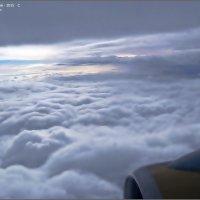 В облаках :: Валерий Викторович РОГАНОВ-АРЫССКИЙ