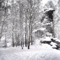 Запомнить зиму такой  ч. 4 :: андрей