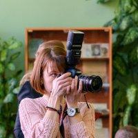 Фоторепортёр... :: Виталий Буркалов