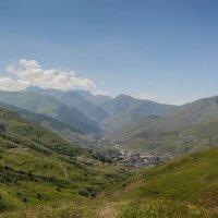 В горах Северной осетии :: Дмитрий .