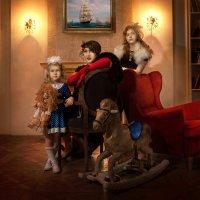 семейный портрет :: Владимир Голиков