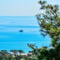 Утро на Средиземном :: Eldar Baykiev