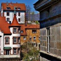 По переулкам, бродит  весна  ! :: backareva.irina Бакарева