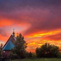 Крестильня :: Виктор Садырин