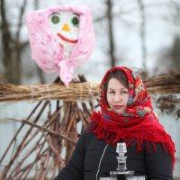 Приглашаем проводить зиму... :: Ирина Фирсова