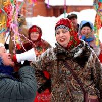 Масленица. :: Радмир Арсеньев