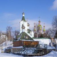 Трегуляевский Иоанно - Предтеченский мужской монастырь. :: Александр Селезнев