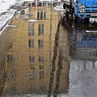 Городское отражение :: Алексей Виноградов