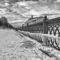 Текла река Волга ... (вариант 2) :: Юрий Григорьевич Лозовой