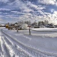 Вот моя деревня , вот мой дом родной... :: Сергей Дружаев