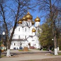 Свято-Успенский кафедральный собор г. Ярославля :: Нина Синица