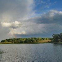 Дождливое лето :: Лара Симонова