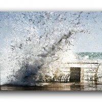 Море штормило.) :: Геннадий Беляков